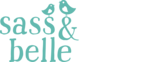 Logo varumärke Sass & Belle