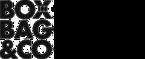 Logo varumärke BOXinBAG